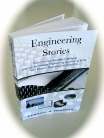 Engineering Stories now available in Paperback and on Kindle (click the book)